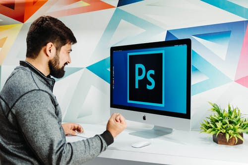 Fotos de stock gratuitas de Adobe Photoshop, apple, código, imac
