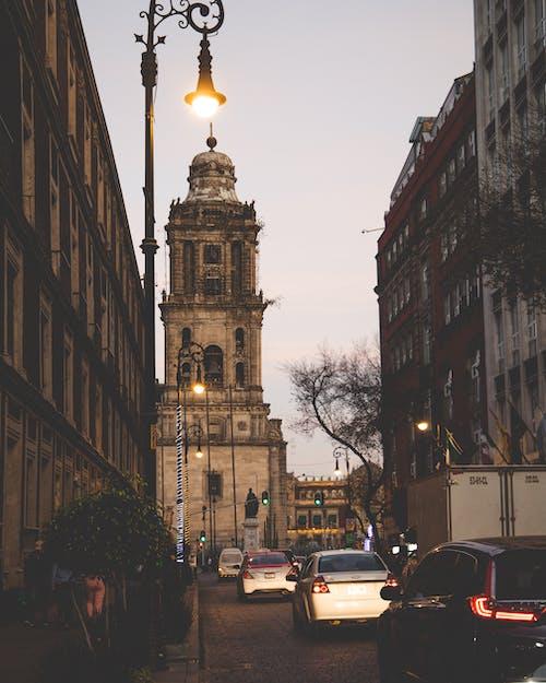 Imagine de stoc gratuită din călătorie, catedrală, cdmx, chruch