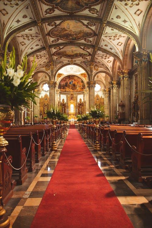 Imagine de stoc gratuită din biserică, mexico city