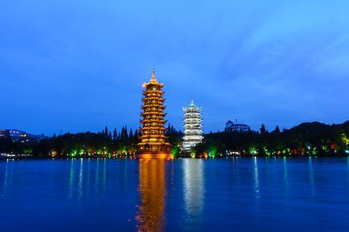 Photos gratuites de architecture, asie, chine