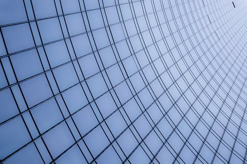 Free stock photo of business, frankfurt, office building, skyscapers