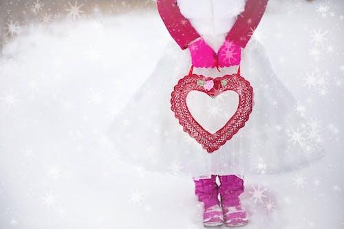 Imagine de stoc gratuită din adorabil, dragoste, fată, formă de inimă