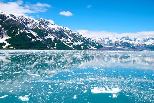 Gratis stockfoto met Alaska, amerika, bergen, blauwe lucht