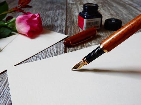 250 interesting letter photos pexels free stock photos free stock photo of love romantic notebook pen altavistaventures Gallery