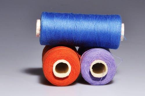 가벼운, 릴, 바느질 실, 바느질하는의 무료 스톡 사진