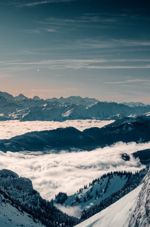 Základová fotografie zdarma na téma 50mm, hora, horské oblasti, jasná obloha