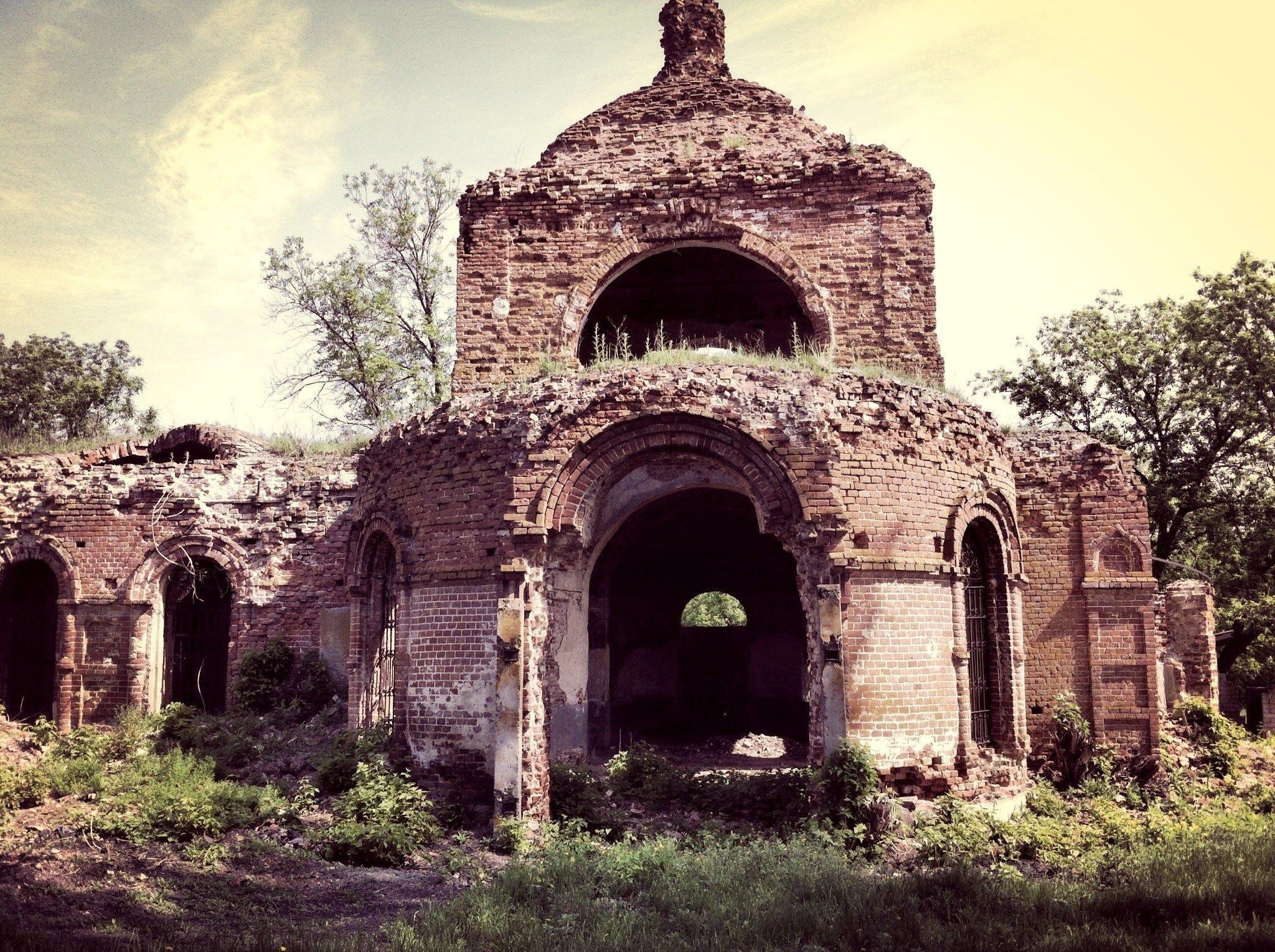 ancient, antique, arch