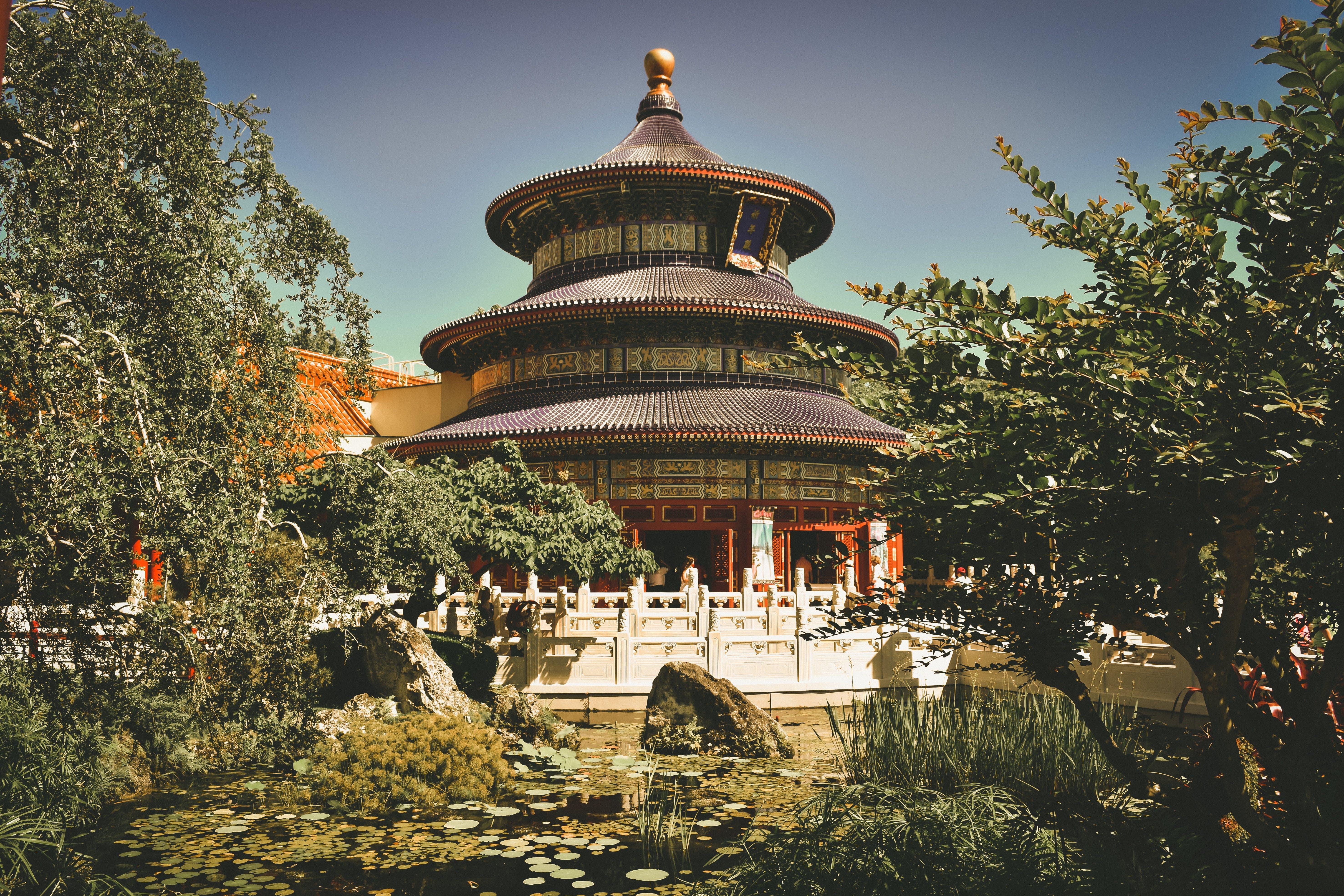 Temple of Heaven, Beijing China