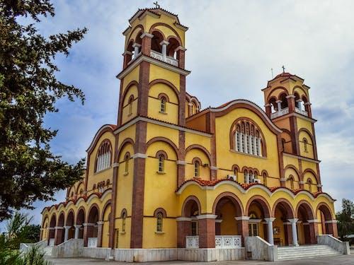 Fotos de stock gratuitas de arquitectura, catedral, cielo, edificio