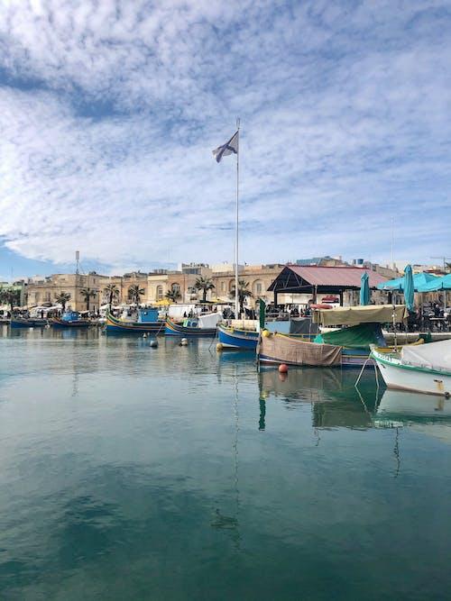 Gratis arkivbilde med båt, båter, båthavn
