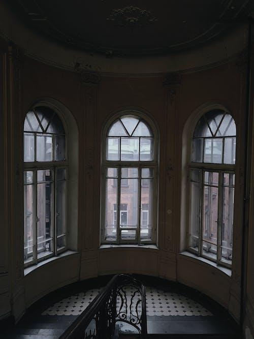Foto d'estoc gratuïta de arquitectura, arquitectura moderna, detalls, finestres