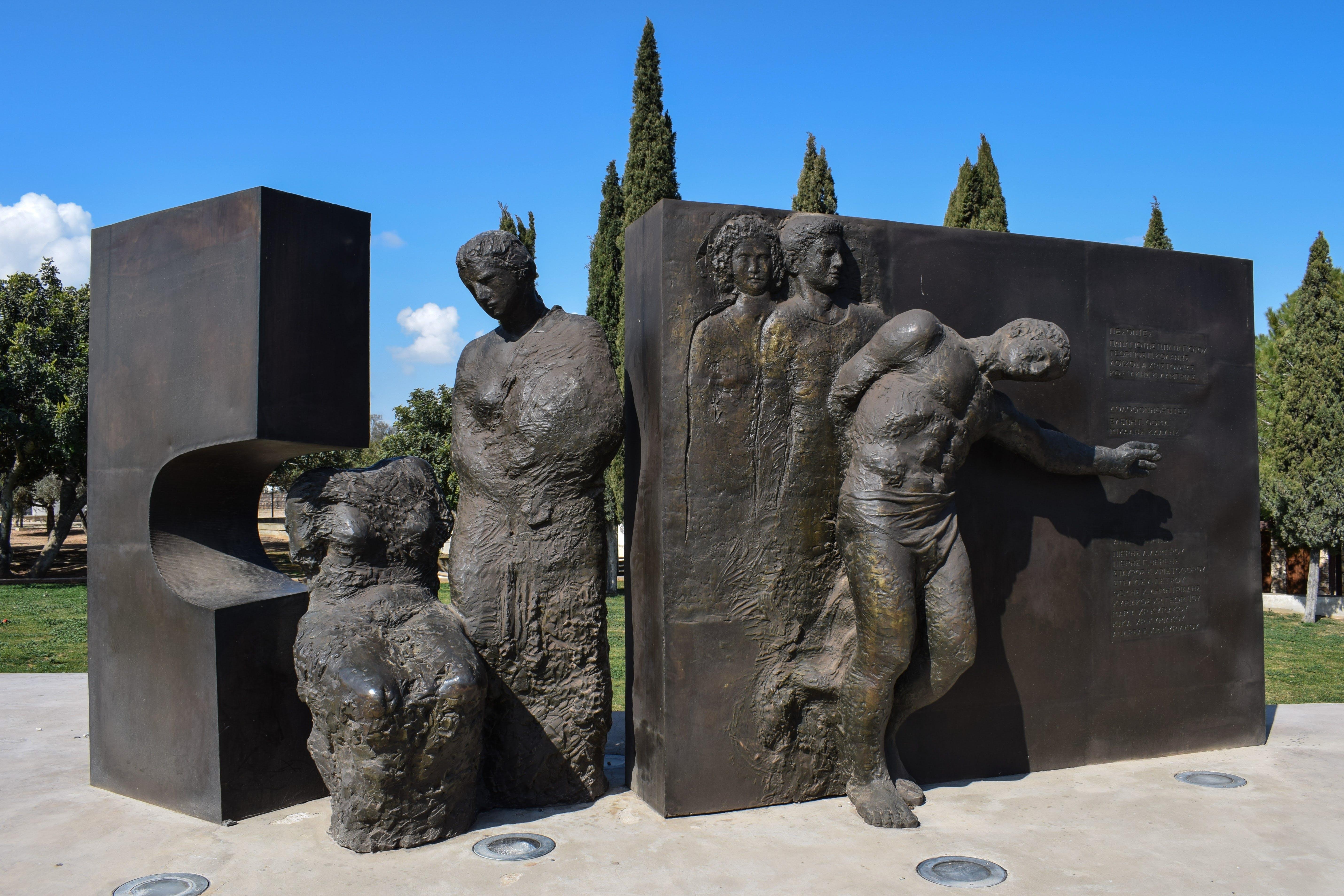 Free stock photo of cyprus, dherynia, memorial, monument