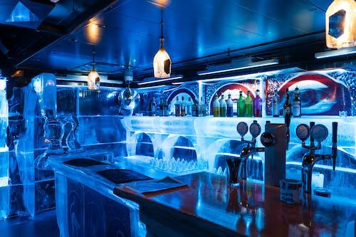 Free stock photo of bar, icebar