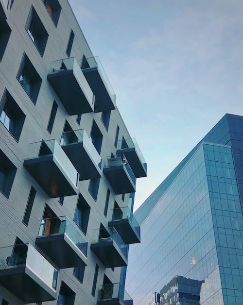 Free stock photo of apartment building, architecture, boston, city