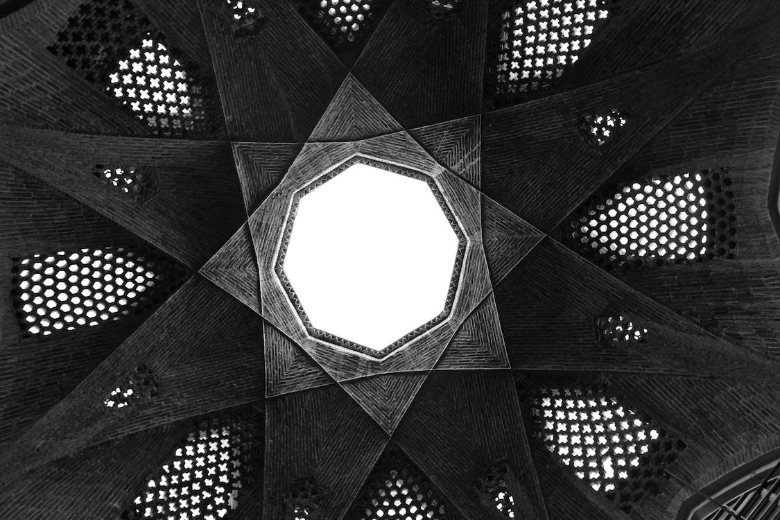 Imagine de stoc gratuită din alb-negru, arhitectură, artă