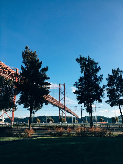 Ảnh lưu trữ miễn phí về ánh sáng ban ngày, bầu trời, Bồ Đào Nha, cầu