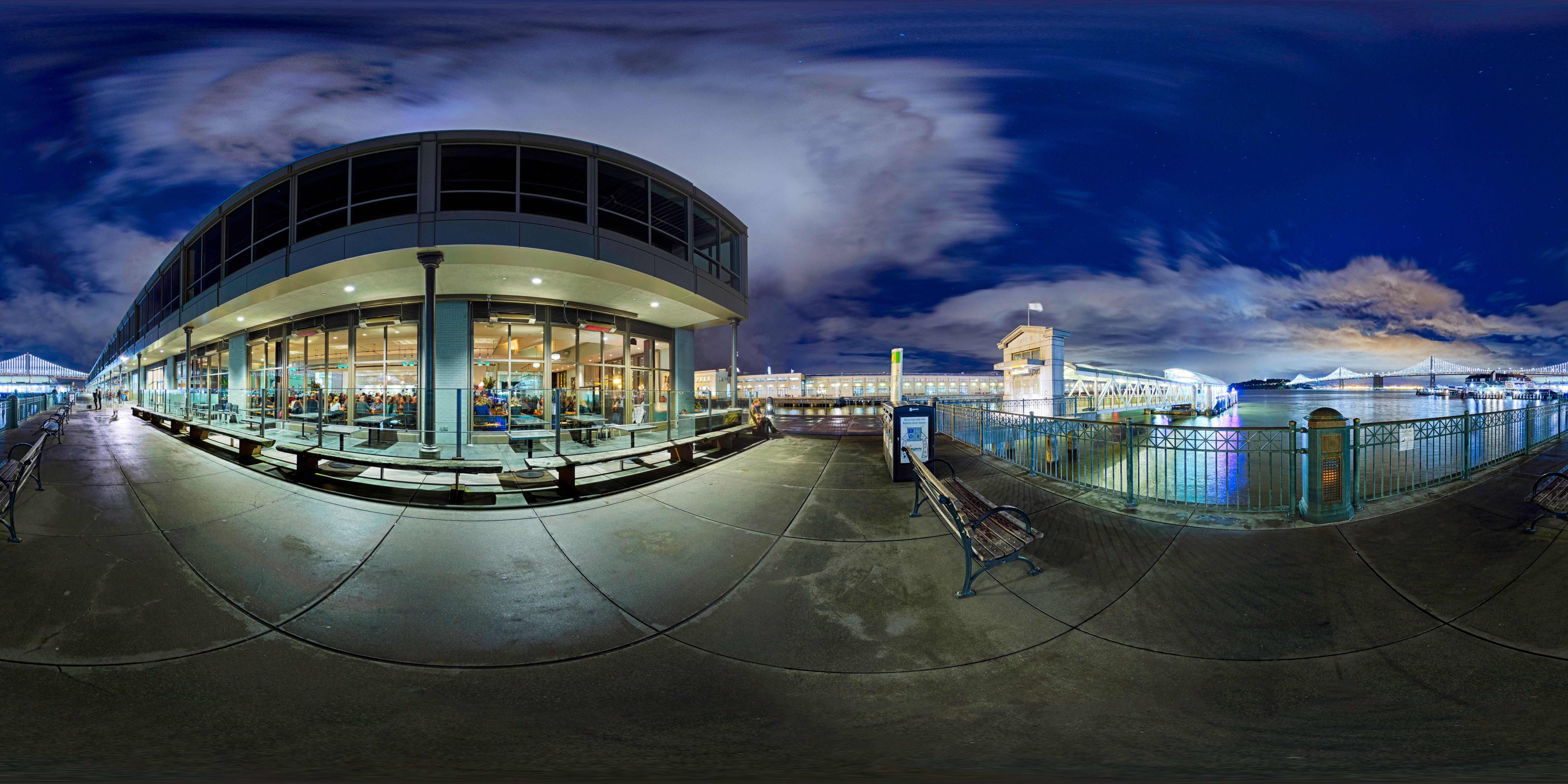 Kostenloses Stock Foto zu architektur, bucht, innenstadt, panorama