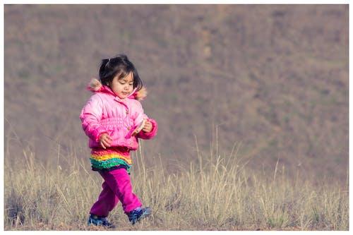 カラフル, 可愛い, 女の子, 子の無料の写真素材