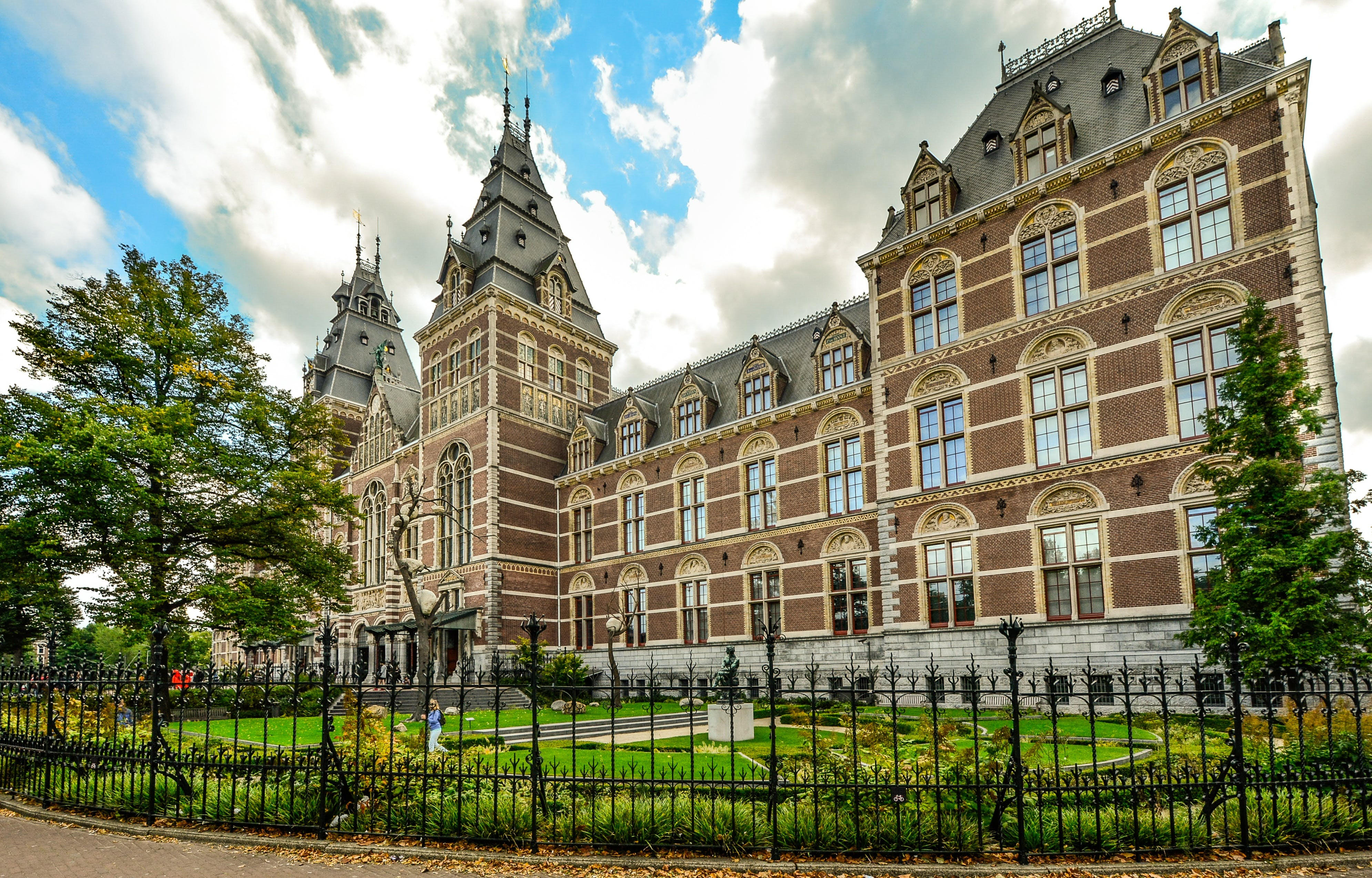 amsterdam, ancient, architectural