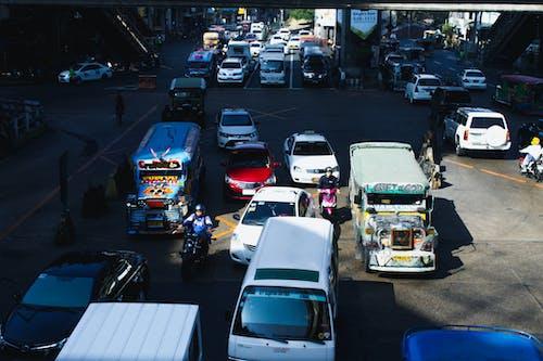 Foto profissional grátis de ativo, automóveis, cidade, cidade urbana