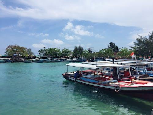 balıkçı, Endonezya, harika endonezya, okyanus içeren Ücretsiz stok fotoğraf