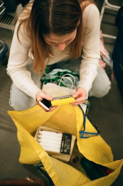 Základová fotografie zdarma na téma cestování, čtení, denní světlo, kontejner
