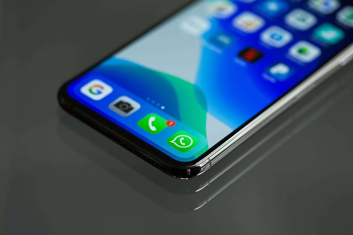 Close-Up Photo of Smartphone