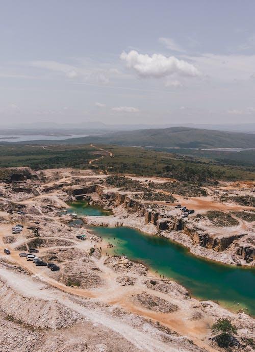 乾旱, 地質學, 地質構造, 夏天 的 免費圖庫相片