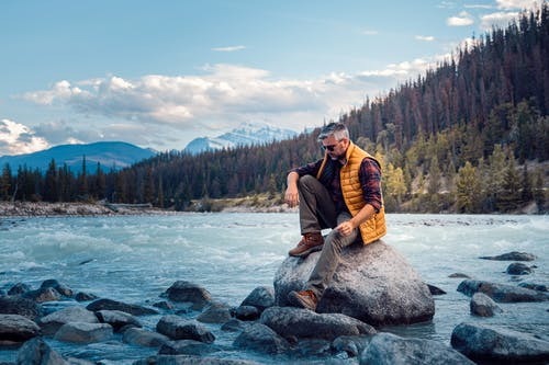 亞伯達省, 人, 冒险家, 加拿大 的 免费素材照片