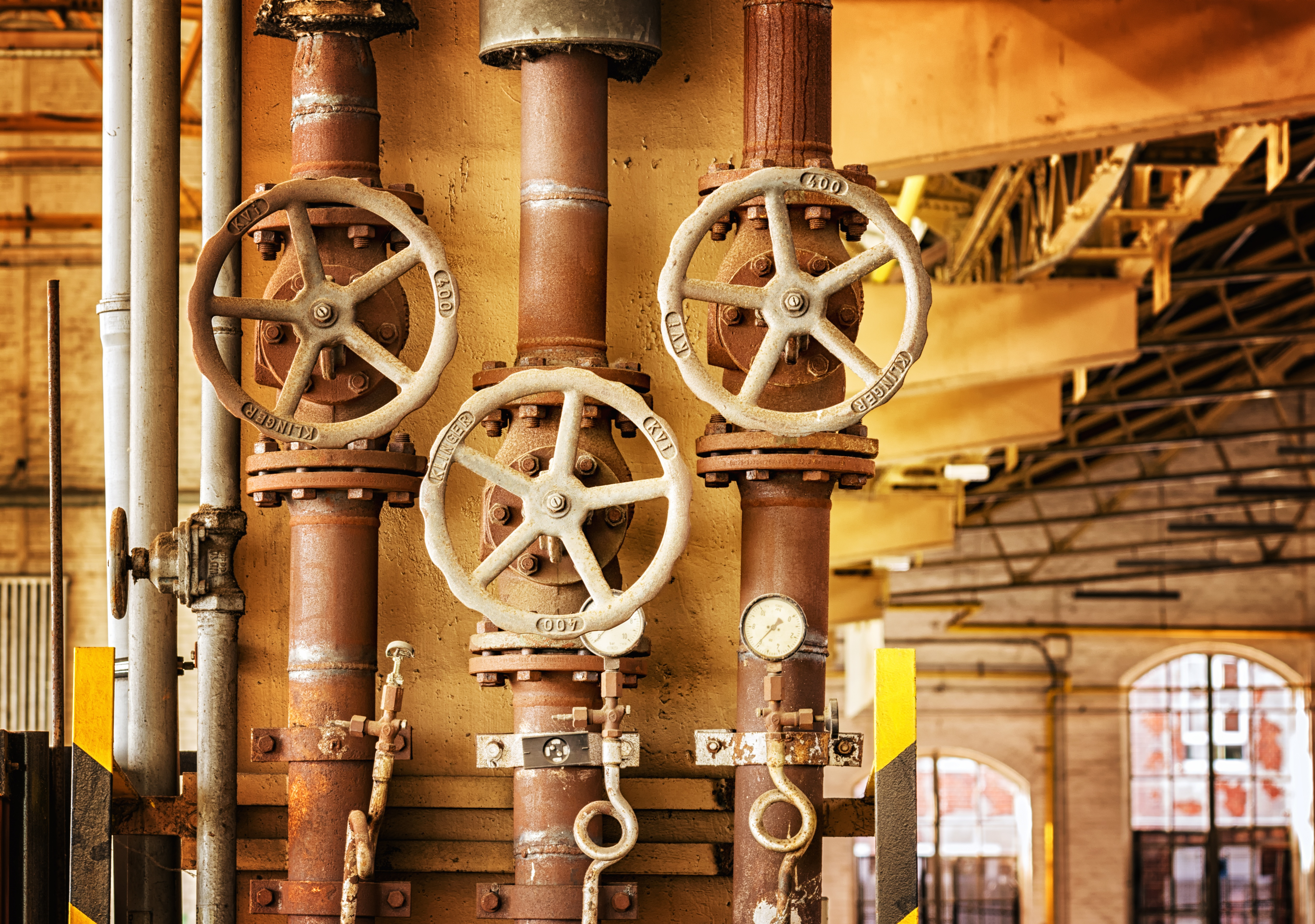 Free stock photo of industry, metal, factory, pipes