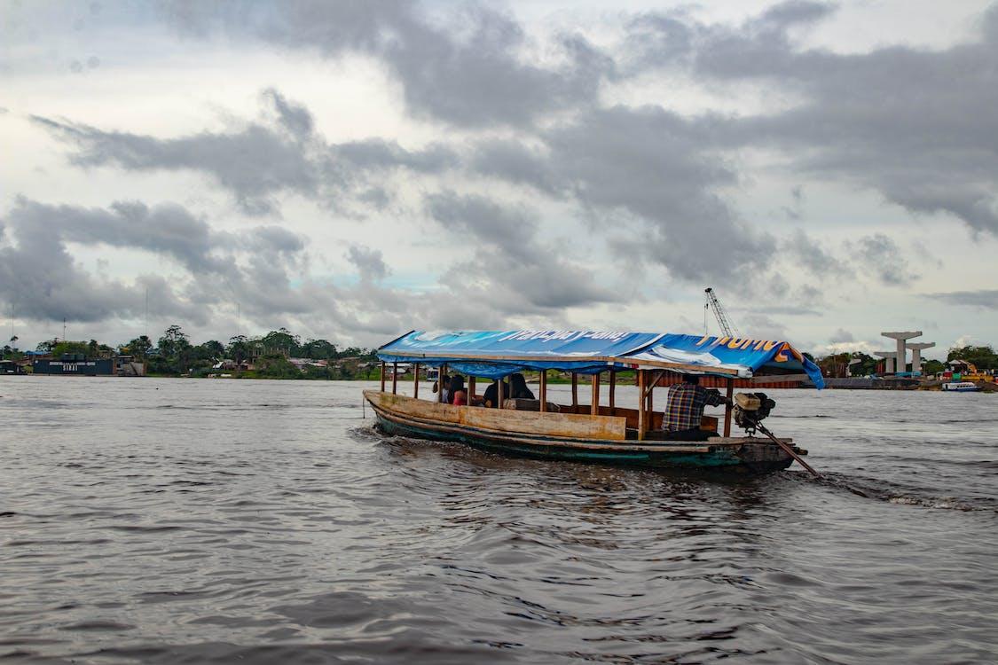 água, amazona, barco