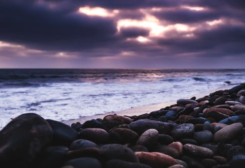 Ilmainen kuvapankkikuva tunnisteilla atlantin valtameri, hiekkaranta, kauneus luonnossa, kaunis maisema