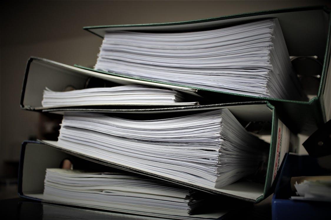 Gratis stockfoto met administratie, advocaat, archief