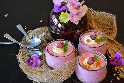 Fotos de stock gratuitas de azúcar, comer, comida, crema