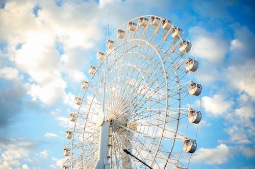 Fotobanka sbezplatnými fotkami na tému jasná obloha, krásna obloha, modrá, modrá obloha