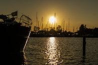 port, harbor, harbour