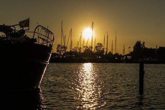 Free stock photo of port, harbor, harbour