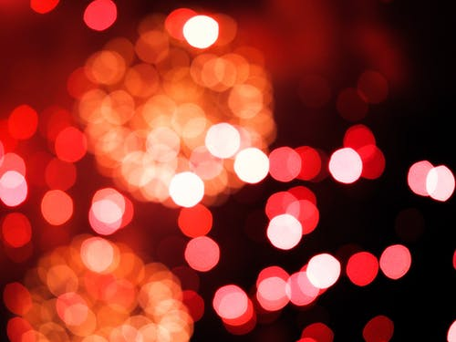 Free stock photo of bright colors, bright lights, Candlelights, chistmas lights