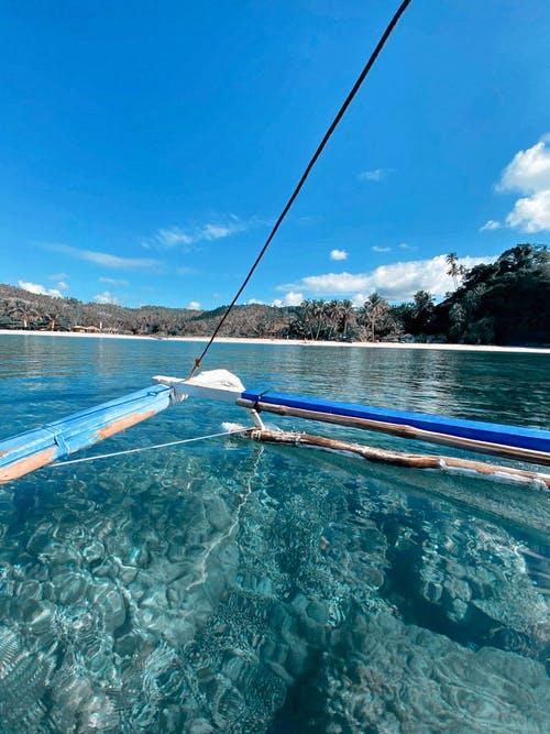 Free stock photo of beach, Blue ocean, Philippines, Sarangani