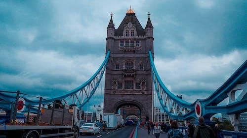 Free stock photo of brexit, bridge, british