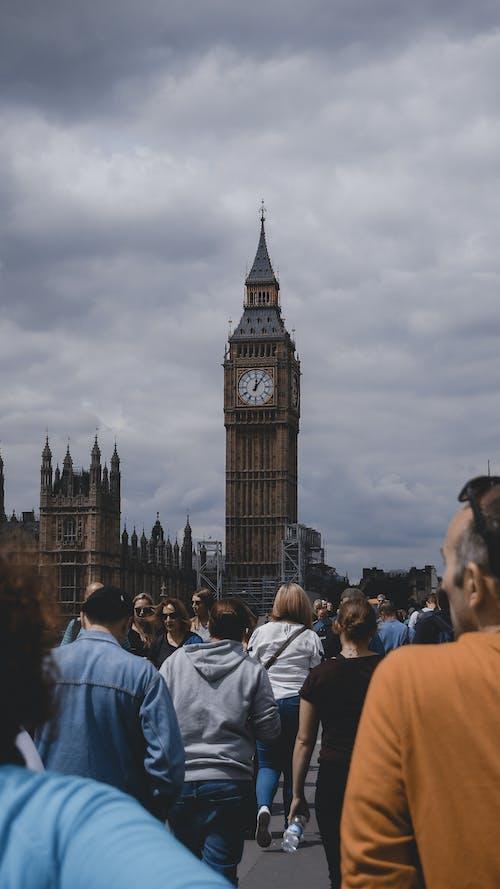 Fotobanka sbezplatnými fotkami na tému Anglicko, anglický, architektúra, Big Ben