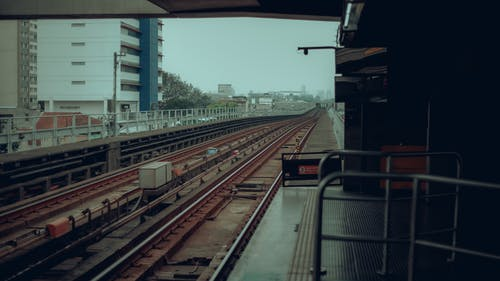 Free stock photo of cinematic, cloudy, foggy, subway