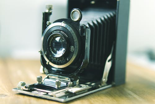 Free stock photo of analog photography, old camera