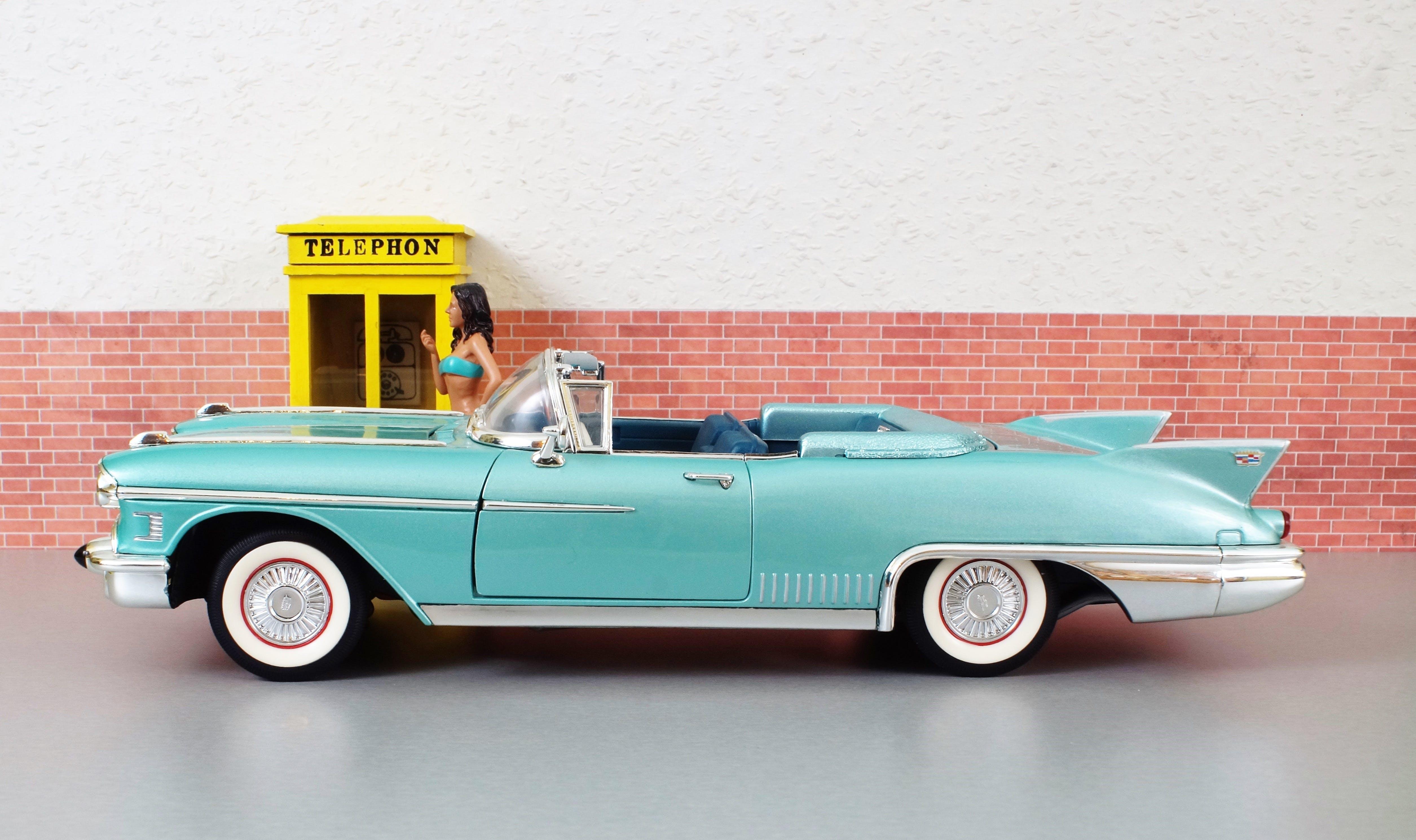 Free stock photo of america, auto, cadillac, cadillac eldorado