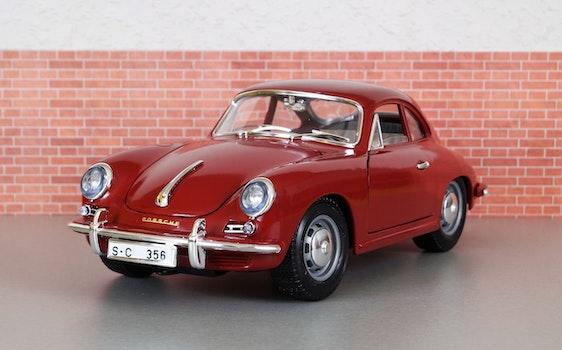 Free stock photo of red, model, porsche, vehicle