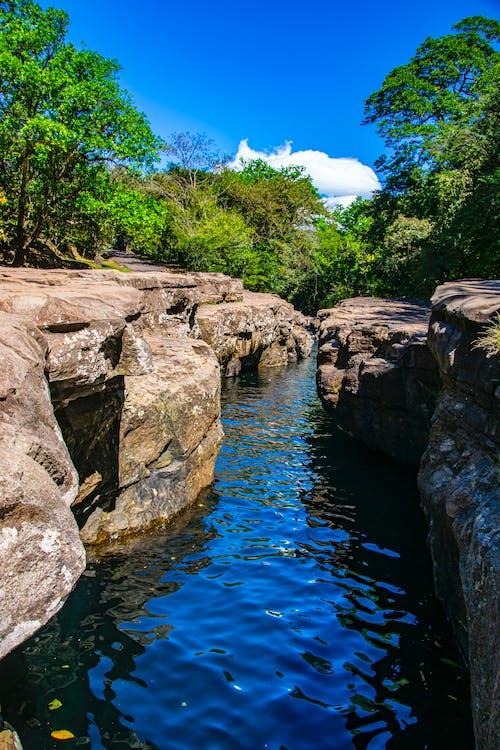 Free stock photo of river, slot canyon