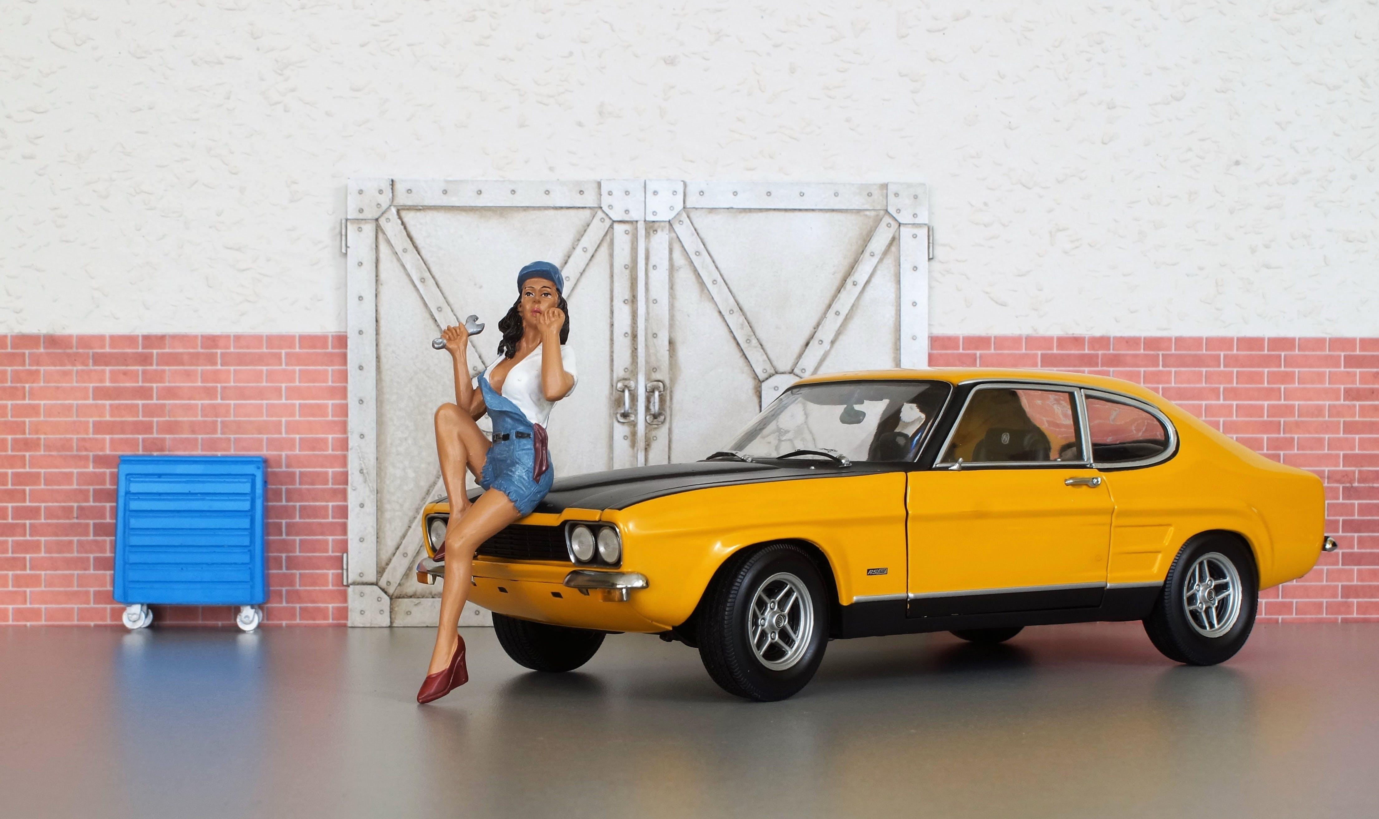 Free stock photo of auto, automotive, classic, ford