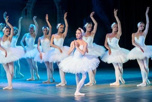 Gratis arkivbilde med aktiv, artist, ballettdanser, bevegelse