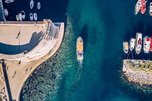 亚得里亚海海岸, 亞得里亞海, 交通系統, 以上 的 免费素材照片