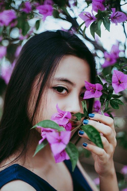 Immagine gratuita di bocciolo, crescita, delicato, donna